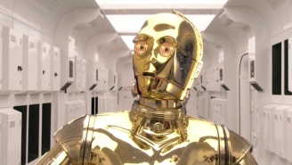 Anthony Daniels Said Shooting The 'Star Wars Holiday Special' Was Like 'Being At A Weird Funeral'