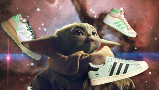 Every Sneaker From The Adidas 'Mandalorian' Collection, Ranked