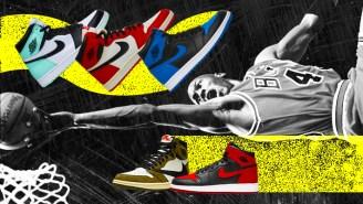 The Best Jordan 1s In The Sneaker's 35 Year History