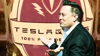 Elon Musk's 'Teslaquila' Brand Name Has Been Rejected By The Tequila Council