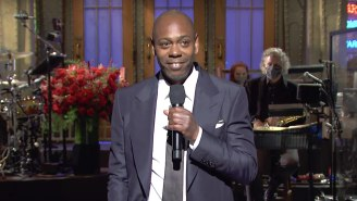 'SNL' Scored Its Highest Ratings In Years With Dave Chappelle's Post-Election Episode