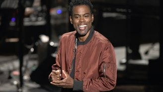 'I Don't Feel Like Celebrating': Chris Rock Compares The Election To 'Cast Away'