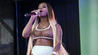 JT Of City Girls Was Unbothered By A Wardrobe Malfunction During Her Latest Livestream