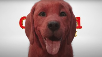 'Clifford The Big Red Dog' Has A New Look And People Are Not Happy