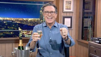 Stephen Colbert Knows What He's Most Looking Forward To When Trump Is No Longer President