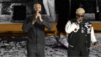 Common Performs 'Say Peace' On 'The Tonight Show' With Black Thought And PJ