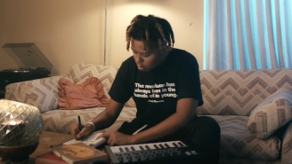 Cordae Writes His Wrongs In The Confessional Video For 'The Parables'