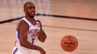 Report: The Thunder Will Trade Chris Paul To The Suns