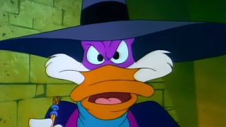 Disney+ Has A 'Darkwing Duck' Reboot In The Works With Seth Rogen Reportedly Producing