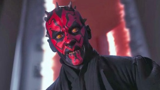 Darth Maul Missed Out On Being The 'Star Wars' Sequel Trilogy Villain, According To George Lucas