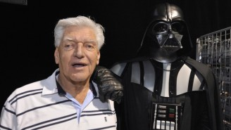 David Prowse, Who Played Darth Vader In 'Star Wars,' Is Dead At 85
