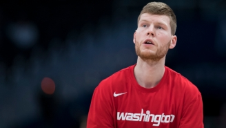 Davis Bertans Will Return To The Wizards On A Five-Year Deal Worth $80 Million