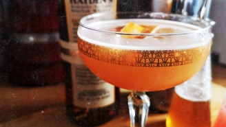 The Brown Derby Is A Perfect Thanksgiving Cocktail, And Here's Our Recipe
