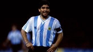 Argentina Soccer Icon Diego Maradona Has Passed Away At 60