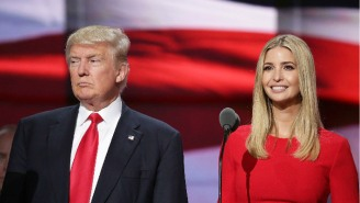 Ivanka Trump Is Apparently Being Trolled With 'Not Wanted' Posters In New York City