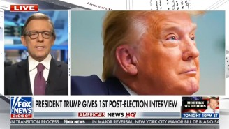 A Fox News Anchor Isn't Having It With Trump's Lie-Filled Fox Business Interview With Maria Bartiromo