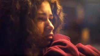 The 'Euphoria' Special Episode Trailer Has Rue Plotting Her Next Move In A Diner