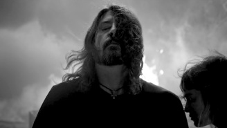 Foo Fighters Share A Fiery Video For Their 'Medicine At Midnight' Single 'Shame Shame'