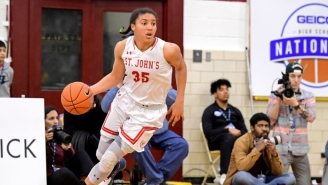 Steph Curry On UConn Commit Azzi Fudd: 'She Has More Of A Textbook Jumper Than Anyone I've Seen'