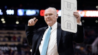 George Karl Offered To 'Pep Talk' Donald Trump About First-Round Losses