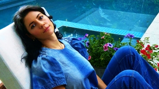 Marina Dishes On Her Next Album And Life At Home In A New Bose Studio Visit Video