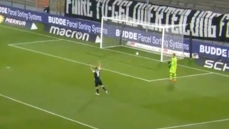 This Horrifying Own Goal Is A 'FIFA' Glitch Brought To Life