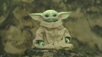 We Finally Know Baby Yoda's Real Name On 'The Mandalorian'