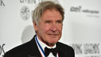 Harrison Ford Teamed Up With The Lincoln Project To Help Save Dr. Fauci From Trump