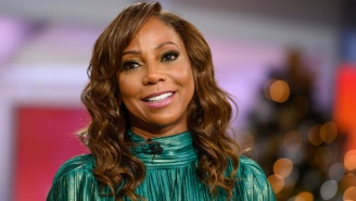 Holly Robinson Peete Has Confirmed The Longstanding Rumors About Trump Calling Her The 'N-Word' On The Set Of 'The Apprentice'