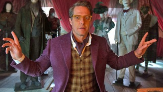 Hugh Grant Is Going From 'Paddington 2' Villain To 'Dungeons & Dragon's Baddie