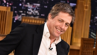 Hugh Grant Went Into Great Detail About How COVID-19 Symptoms Made Him 'Want To Sniff Strangers' Armpits'