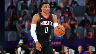 Russell Westbrook Laid Out Why He Won't Wear 0 For The First Time In His Career