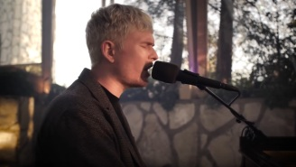 James Blake Revisits Frank Ocean's 'Godspeed' With A New 'Tonight Show' Cover