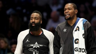 James Harden Has Reportedly 'Made It Clear' He Wants A Trade To The Nets