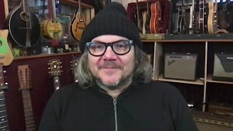 Jeff Tweedy Dips Into A Treasure Trove Of Unreleased Songs To Share 'C'mon America' And 'UR-60 Unsent'