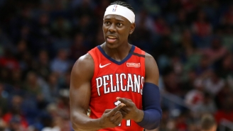 The Hawks Are Reportedly Interested In A Potential Trade For Jrue Holiday
