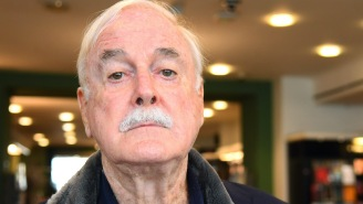 John Cleese Is Making A Documentary To Try To Better Understand 'Cancel Culture'