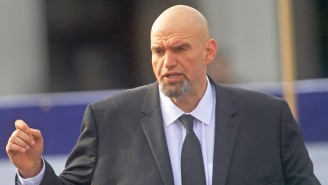 Pennsylvania's Beloved Lt. Gov. John Fetterman Is 'Legitimately Overwhelmed' By The Outpouring Of Donations For His Potential Senate Run