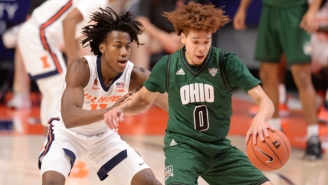 Marcus Smart Praised The Incredible Story Of Ohio University Star Jason Preston