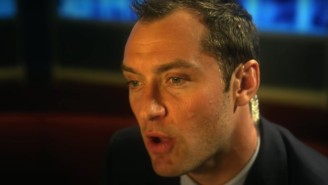 Jude Law Said Experts Working On 'Contagion' Warned A Real-Life Pandemic 'Was Going To Happen'