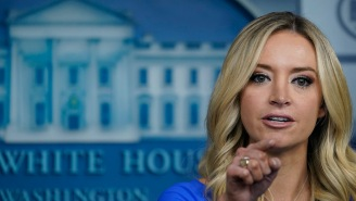 People Are Dragging Kayleigh McEnany For Greatly Overestimating How Many People Attended The 'Million MAGA March'