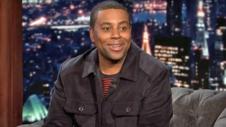 Kenan Thompson Admits That Dave Chappelle Almost Made Him Cry (In A Good Way)