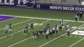 An Arkansas High School Game Saw A Premature Knee On Fourth Down Lead To A Game-Winning Field Goal