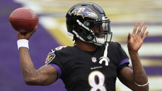 Ravens Quarterback Lamar Jackson Reportedly Tested Positive For COVID-19
