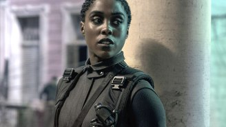 'No Time To Die' Star Lashana Lynch Discussed The 'Abuse' She Received For Becoming The First Non-White-Male 007