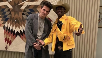 Lil Nas X Reveals What John Mayer Said To Make Him Cry