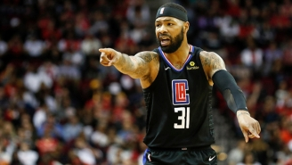 Marcus Morris Is Re-Signing With The Clippers On A Four-Year, $64 Million Deal