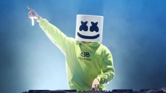 Somebody Stole Marshmello's Custom $500k Truck And Led A Police Chase To Taco Bell