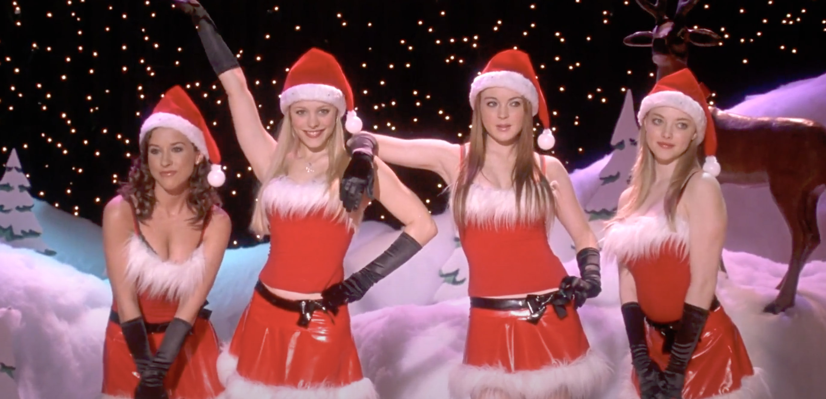 Mean Girls Christmas Dance Was Almost Even Risque