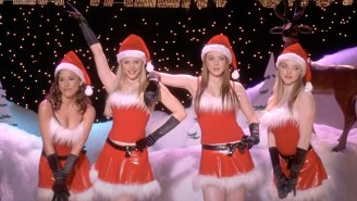 The 'Mean Girls' Christmas Dance Was Originally Racier Before The Director Decided It Was 'Too Much'